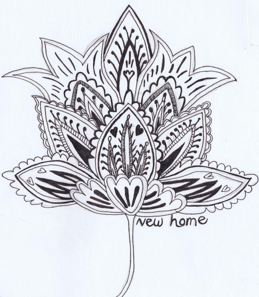 Beautiful Flowers Drawing Make Beautiful Flower Drawing Flowers