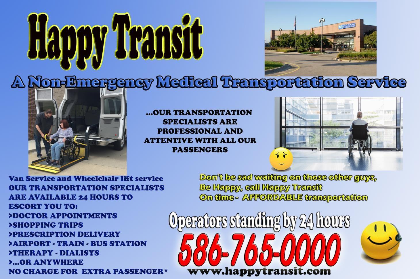 Happy Transit Service Image 3