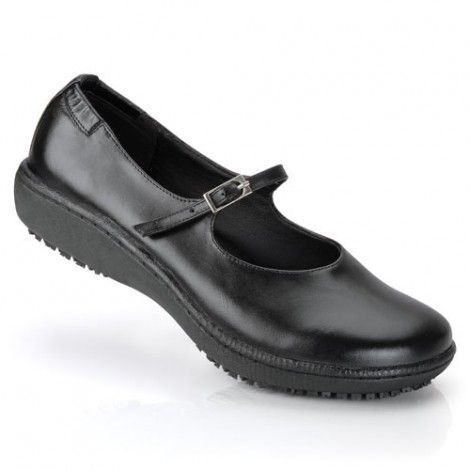 Womens Leather Walking Shoe For Pronation