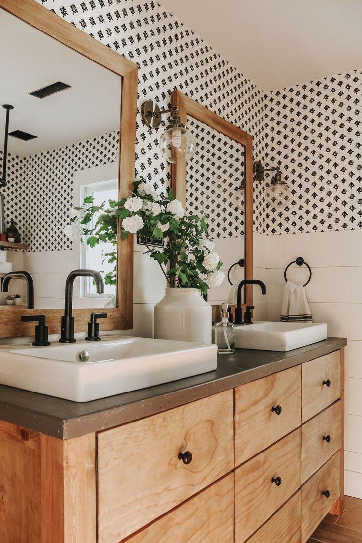 Best Diy Bathroom Vanity #dreambathrooms