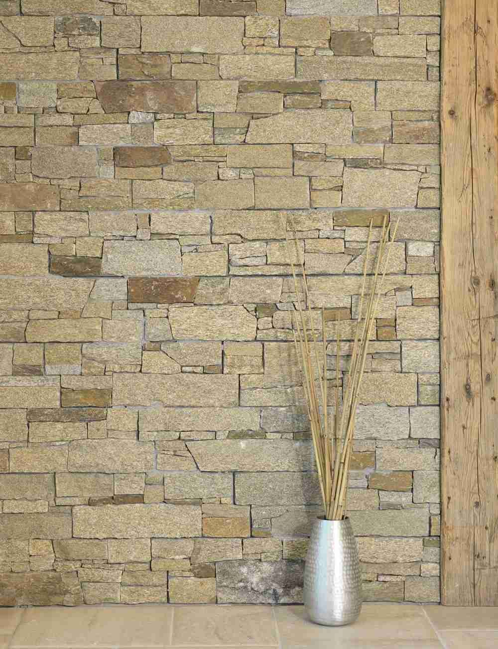Pierre De Parement En Granit parement en pierre granit jaune negara | granit, pierre