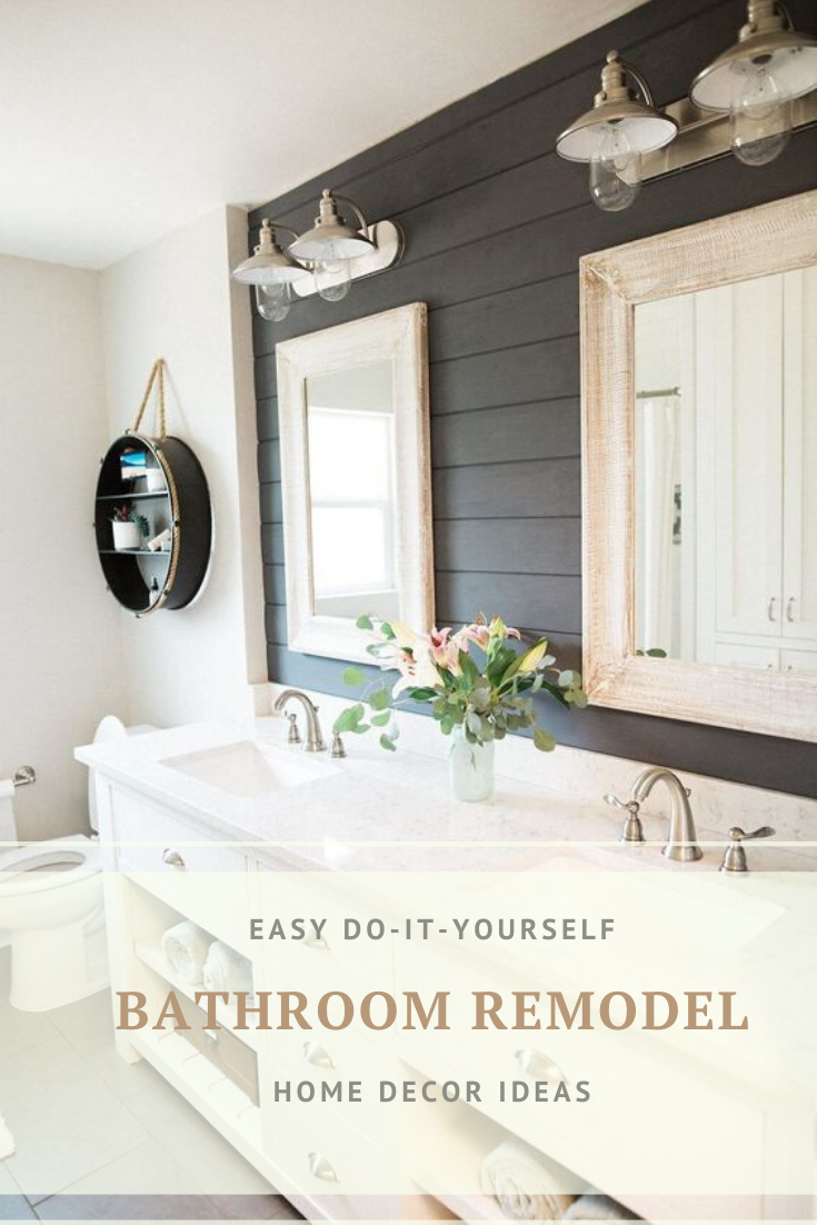 20 Beautiful Bathroom Mirror Ideas To Shake Up Your Morning Lipstick Trendy Pictures Bathroom Remodel Master Bathrooms Remodel Small Bathroom Remodel