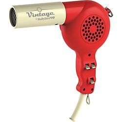 Babyliss Vintage Collection Dryer In Cherry Red Red Makeup Supplies Cherry Red