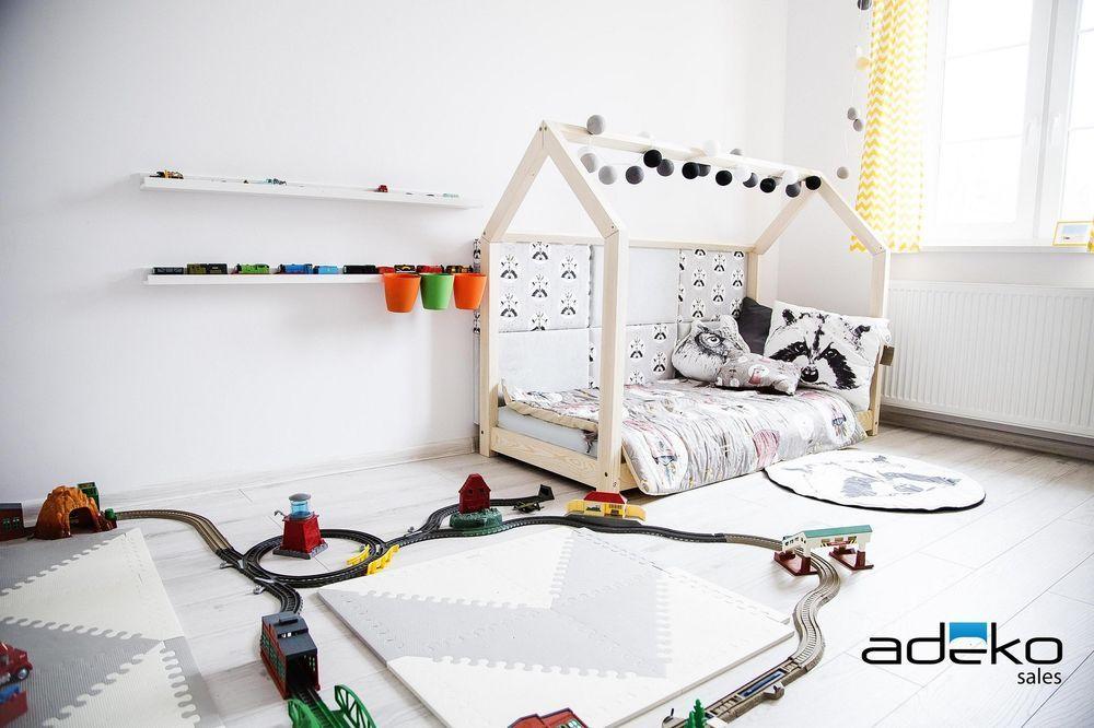 Details zu Kinderbett Kinderhaus Bett für Kinder 29 Dimensions ohne ...
