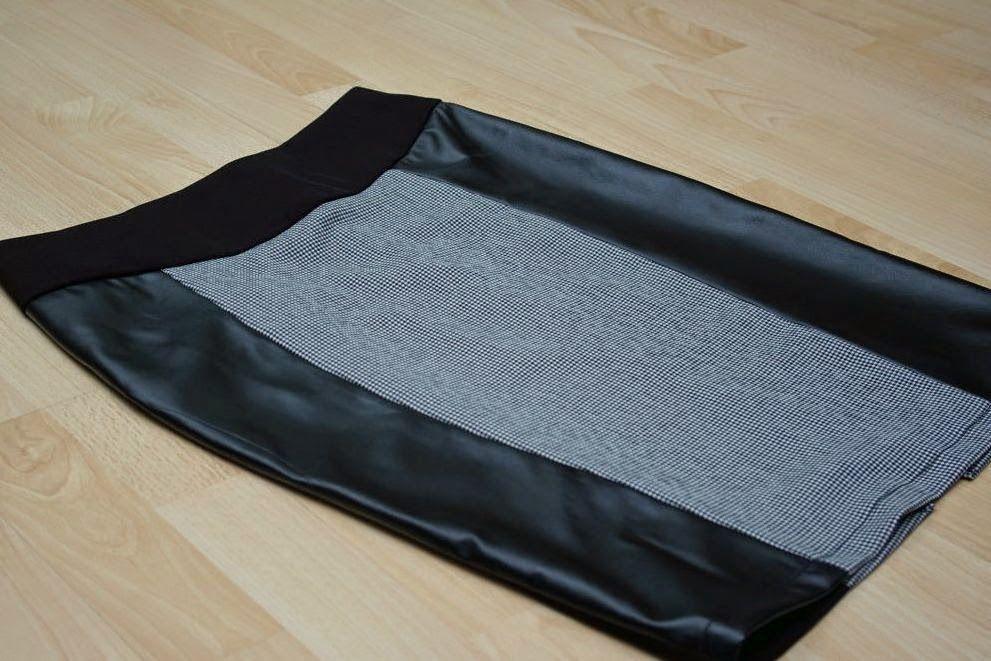 MONAfaktura: Spódnica od Papavero po raz kolejny