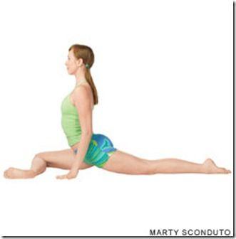 hip stretches  prenatal yoga poses pigeon pose yoga