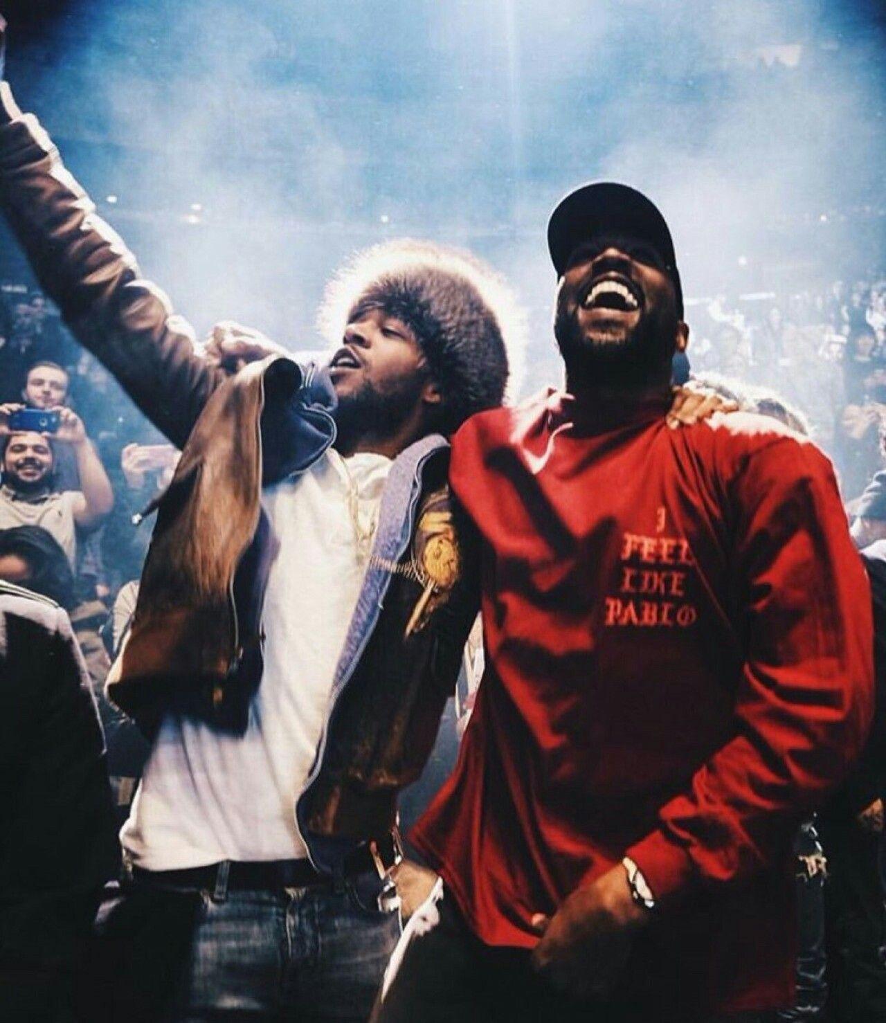 Kid Cudi Kanye West Kid Cudi Kanye West Kanye West Wallpaper Kanye Kid Cudi