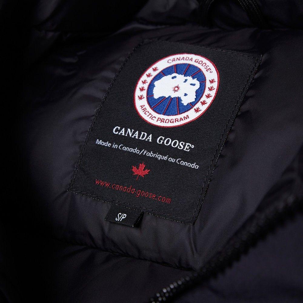 canada goose freestyle vest svart