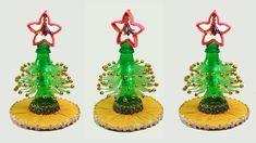 Creative ways to reuse plastic bottles / Plastic bottle craft idea / Christmas craft ideas #plasticbottleart