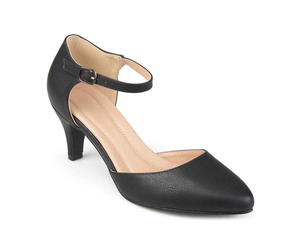 Journee Collection Bettie Pump Women S Shoes Dsw Kitten Heel Shoes Pumps Cute Shoes