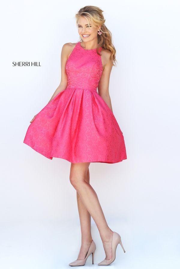 Sherri Hill 50293 | mis vestidos | Pinterest | Moda ropa, Vestiditos ...