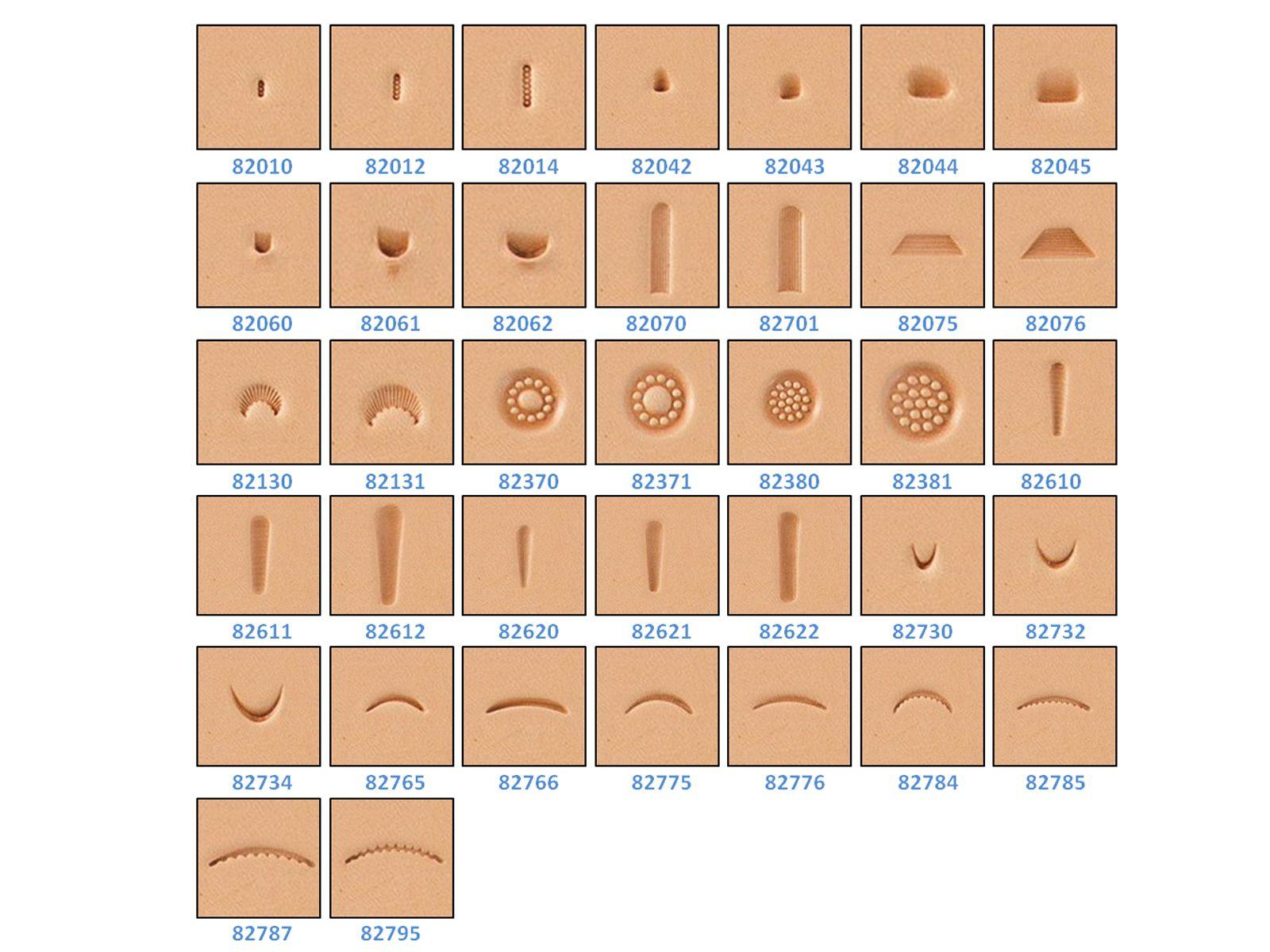 1f7bfe79c Pin od používateľa Miroslav Marionda na nástenke LEATHER Stamping ...