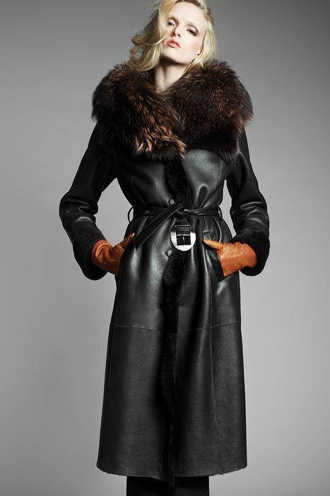 OCHNIK - модная кожаная и меховая одежда