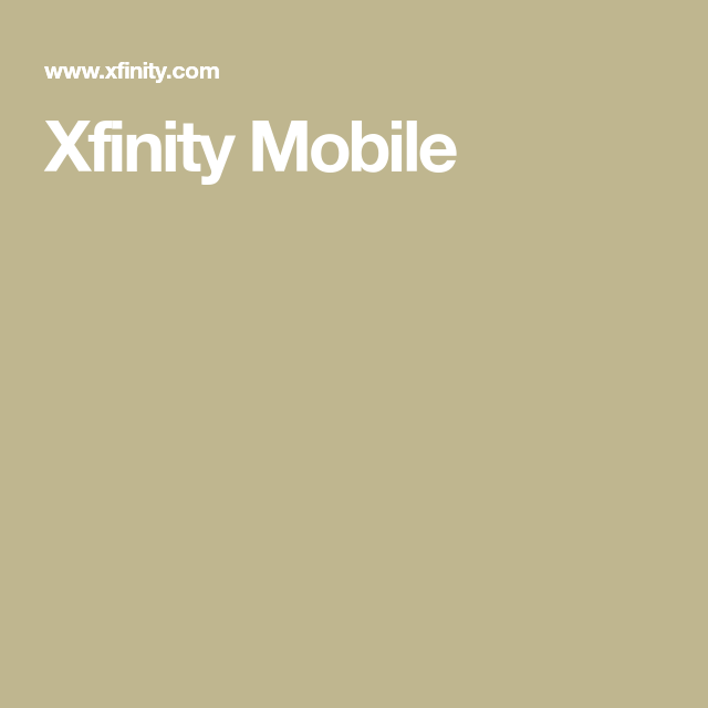 Xfinity Mobile Mobile wifi, Mobile, Alcohol drink recipes