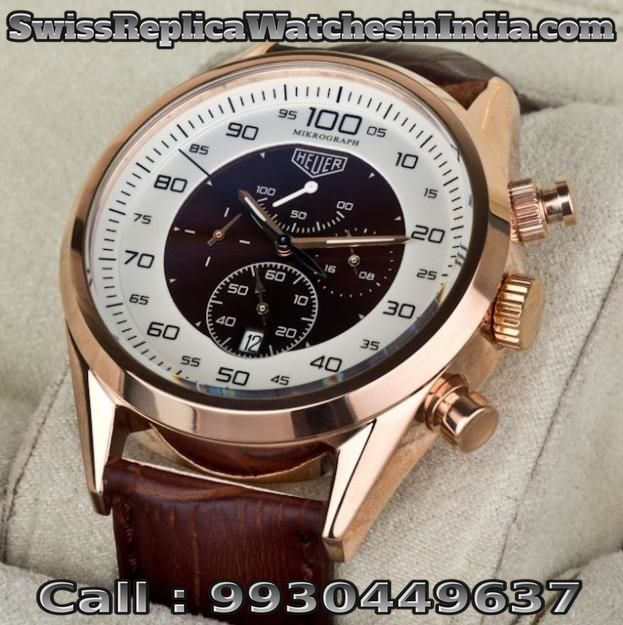 aae4a76073e Tag Heuer First copy watches India
