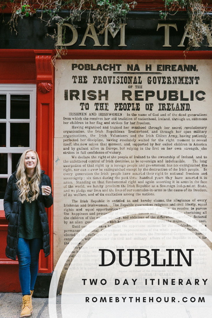 The Perfect 2 Day Dublin Itinerary Ireland Travel Dublin Ireland Travel Guide