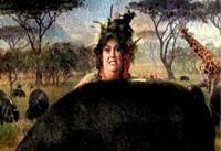 Fat Lady - Harry Potter Wiki