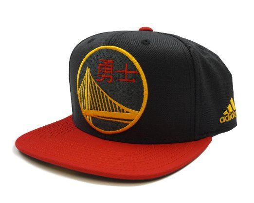 0a010b9d4a9 ... Golden State Warriors Adidas NBA Black Chinese New Year Snapback Hat ...
