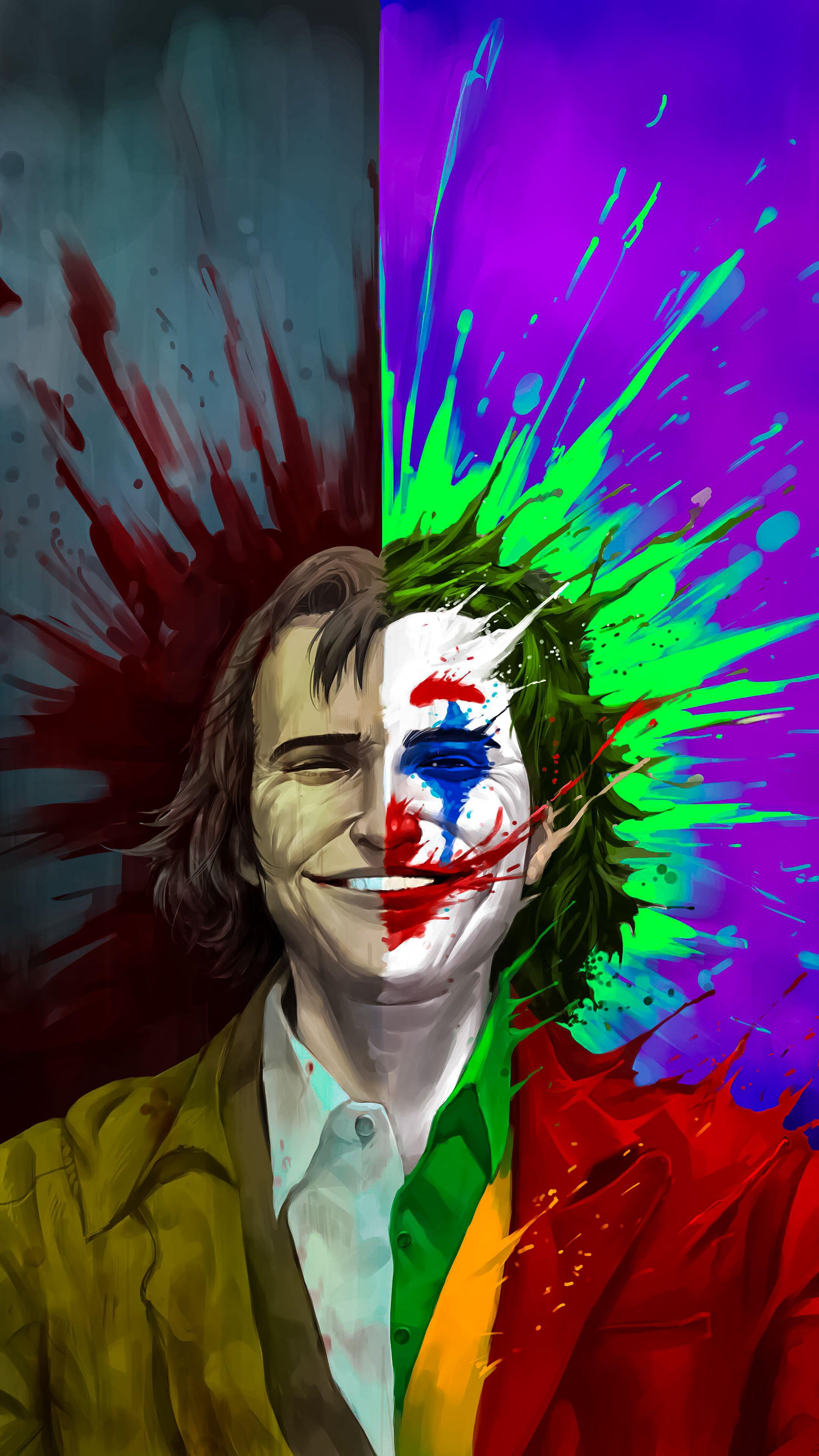 Pin By Reza Es On عکس های هنری In 2020 Joker Smile Joker Iphone Wallpaper Joker Poster