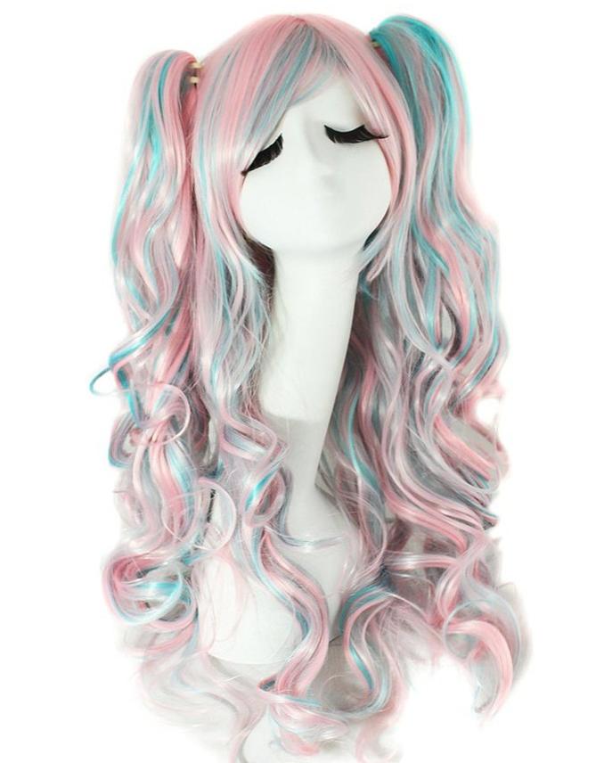 Pin on fashion wigs/cosplay wigs/Halloween cosplay wigs