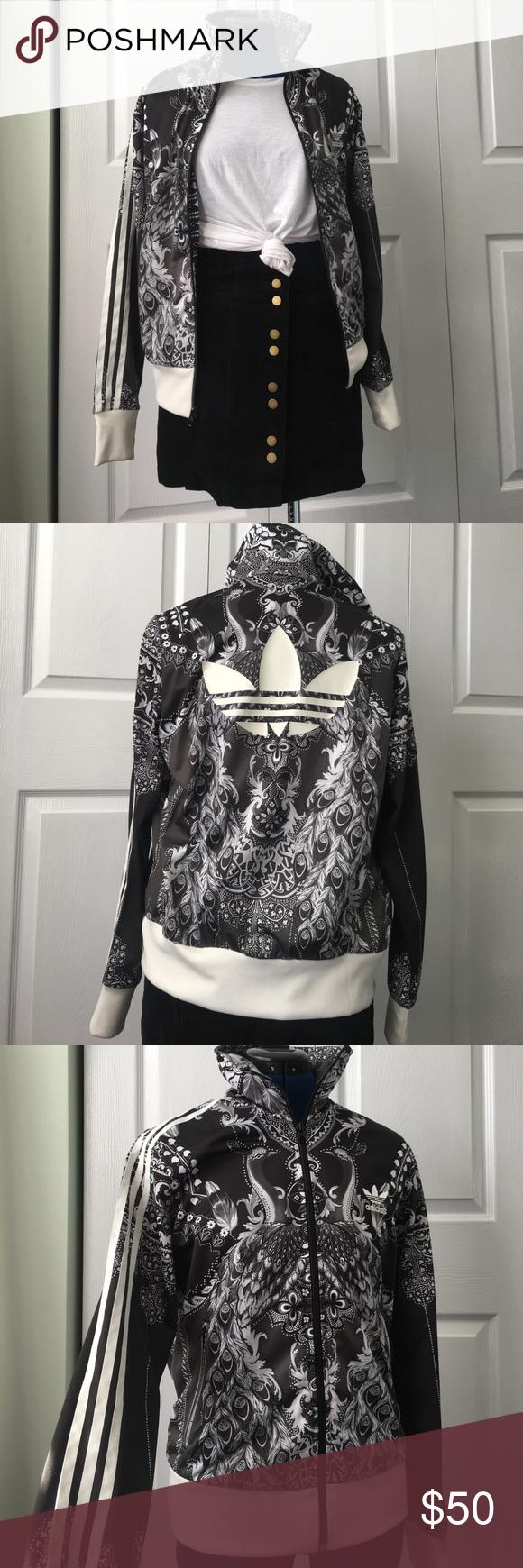 Rare Adidas Jacket Clothes Design Fashion Design Adidas Jacket [ 1740 x 580 Pixel ]