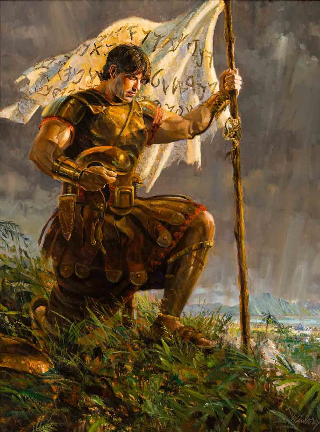 Moroni The Man Pahoran Propagandist A Hidden Lesson For Modern Day Readers Of Book Mormon By Grego