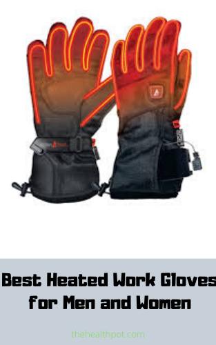 9 Best Heated Work Gloves In 2020 In 2020 Heated Work Gloves Work Gloves Gloves