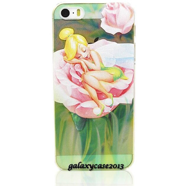 Tinkerbell iPhone 5s case