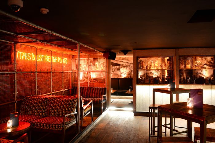 Core (London) / London Bar / Harrison