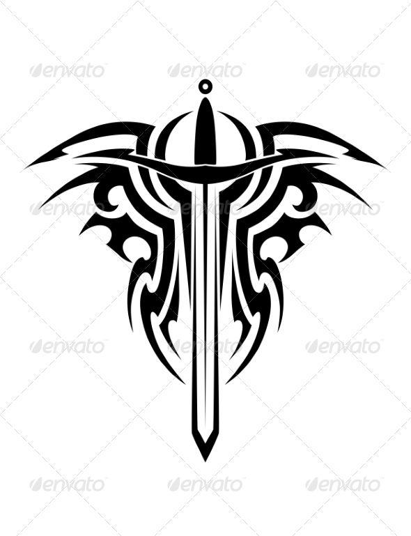 Sword tribal. Pin by sisheareeneiy on