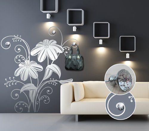 Stencil Per Pareti Ikea.Stickers Muro Ikea Buscar Con Google Texturas Stickers