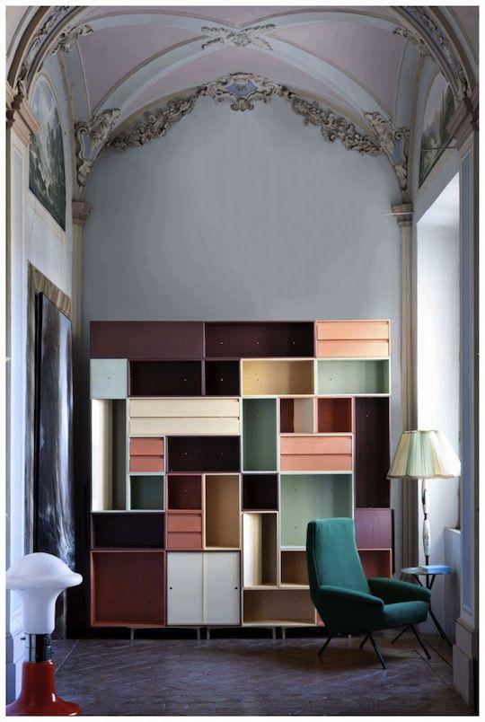 The W Box: An Innovative Design That Uses Lamellar Fir Wood To Assemble  Modular