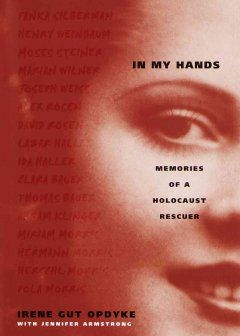 In my hands : memories of a Holocaust rescuer. Crazy amazing story. At one part I just started at the page I couldn't believe what had just happened. This book will leave you without words.