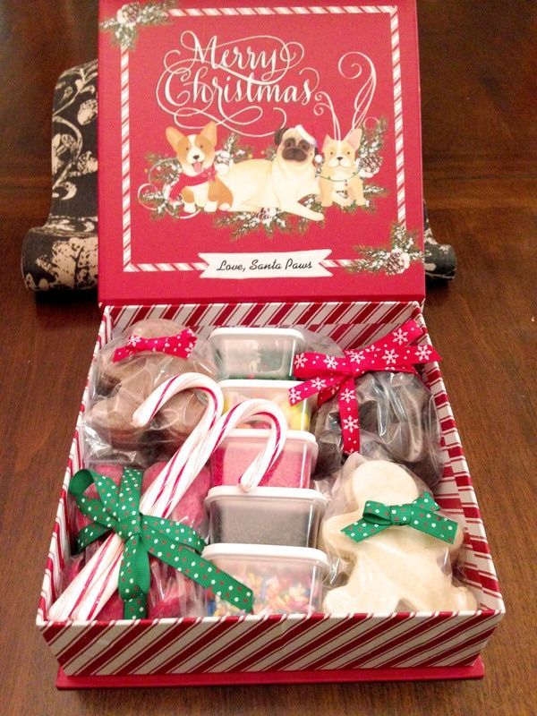 Holiday Cookie Decorating Box Perfect DIY Holiday