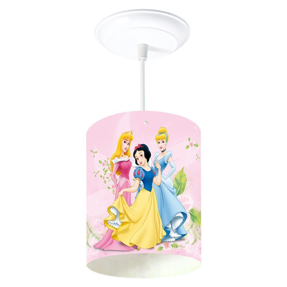 Pendente Princesas Disney - Startec - CasaTema