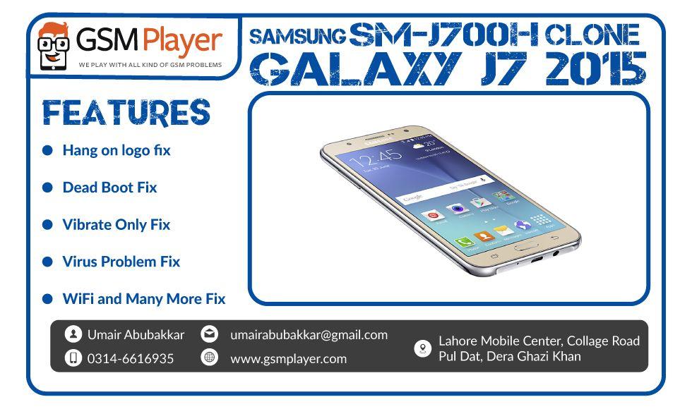 Samsung Clone Galaxy J7 SM-J700H Firmware | Mobiles | Samsung