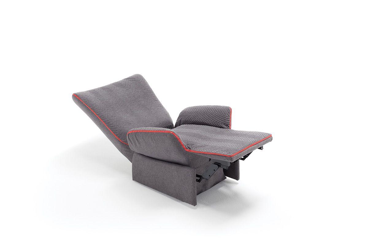 Poltrone reclinabili elettriche perfect poltrona relax elettrica