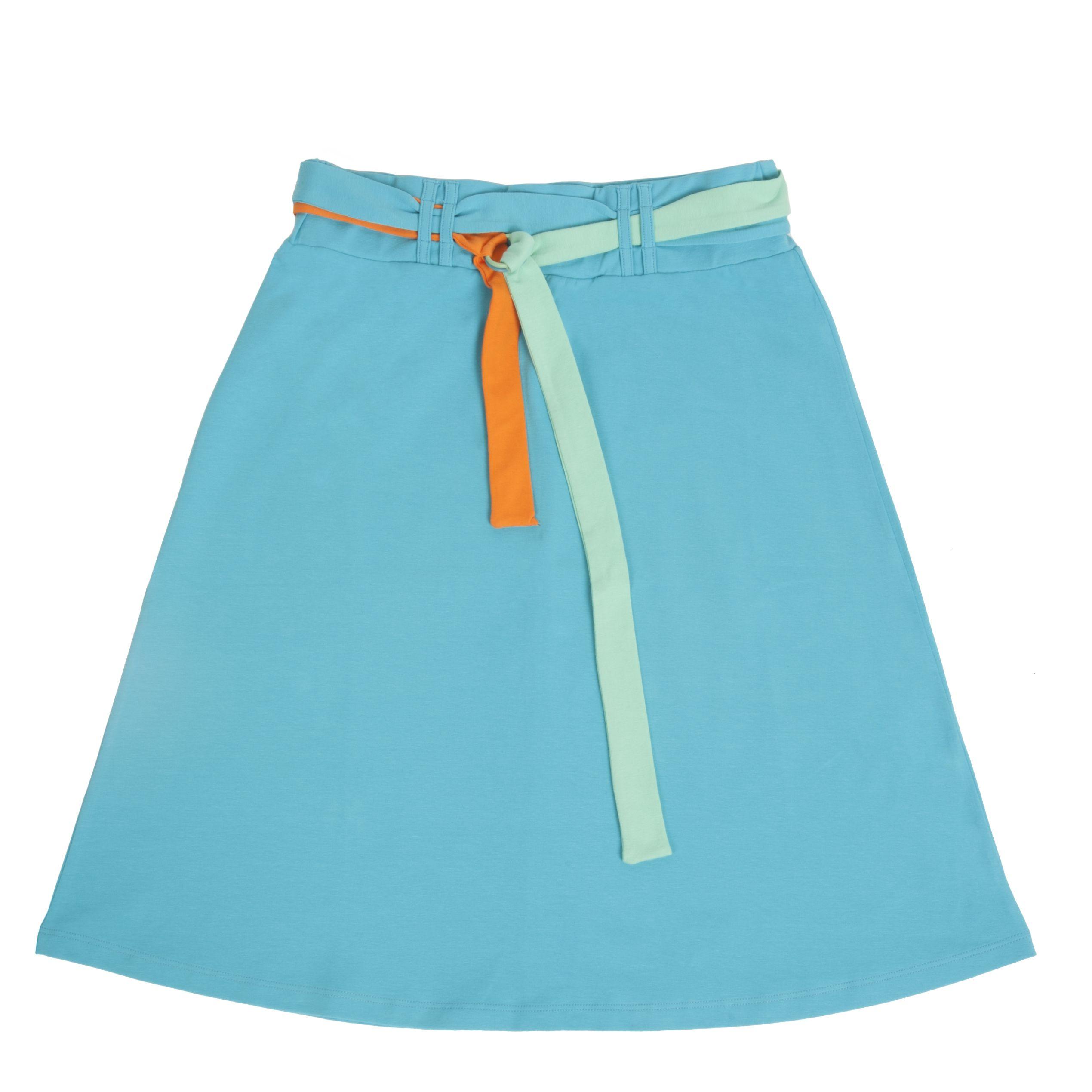 High Summer Ss015 Wow To Go Skirt In Aqua