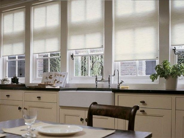 tende cucina moderna - Cerca con Google | Roman blinds ...