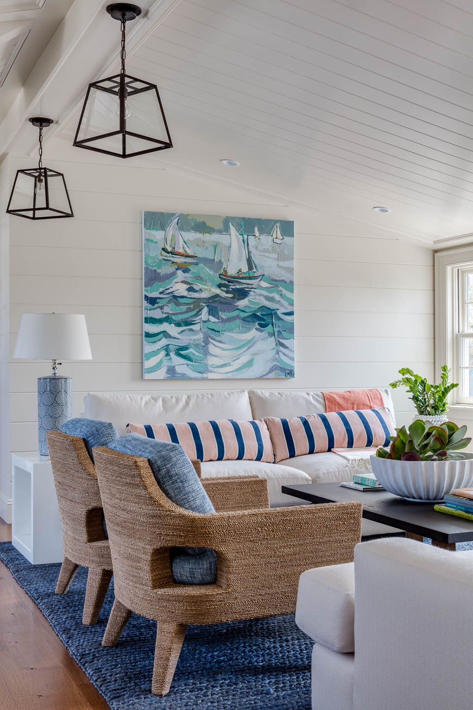 cape house family room cape cod style