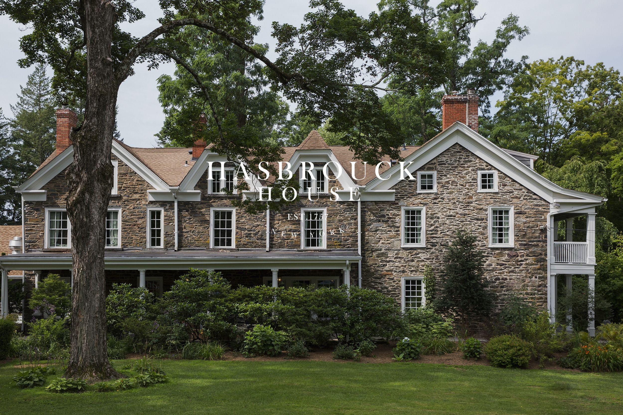 Hasbrouck House Stone Ridge Inn 3805 Main St Stone Ridge Ny