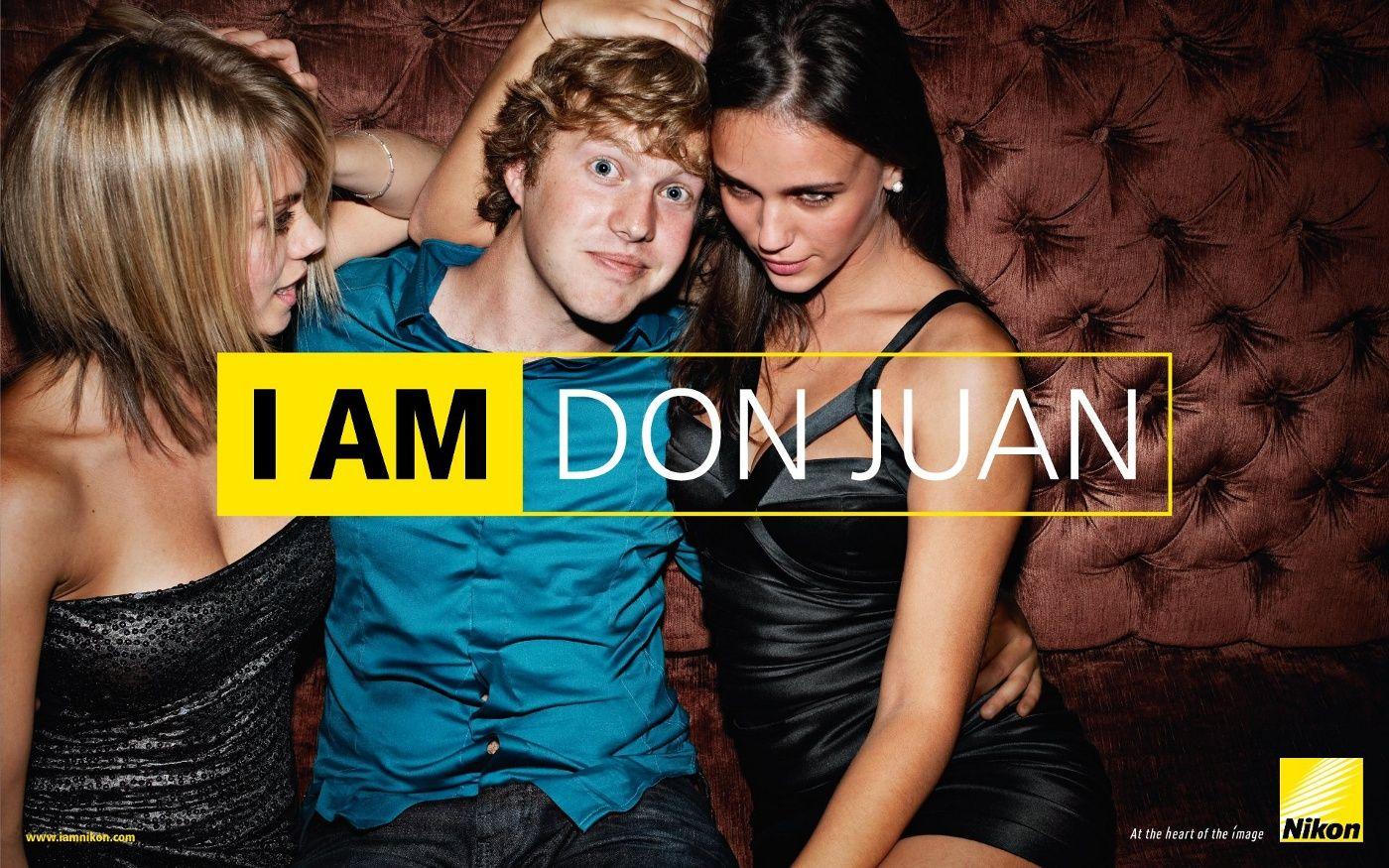I am Don Juan