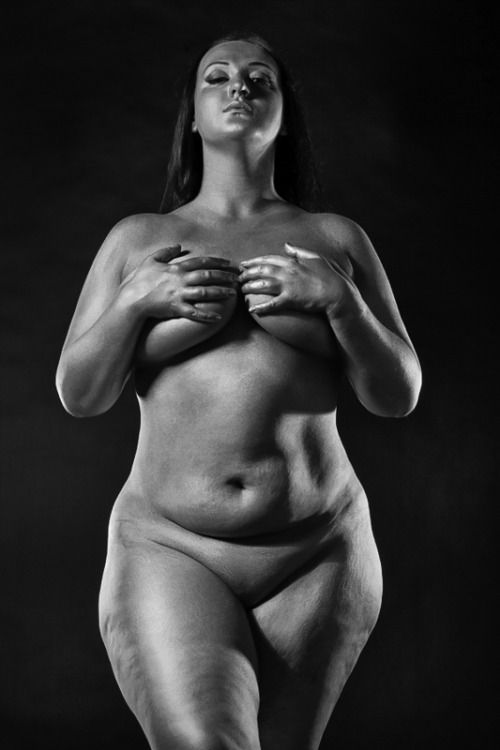 Plus size nude photography foto 745