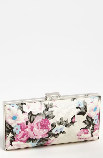 Spring Addition  Tasha Flower Box Clutch available at #Nordstrom