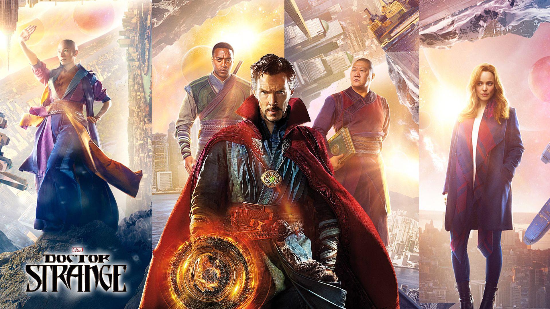 Doctor Strange 2016 Best Wallpaper