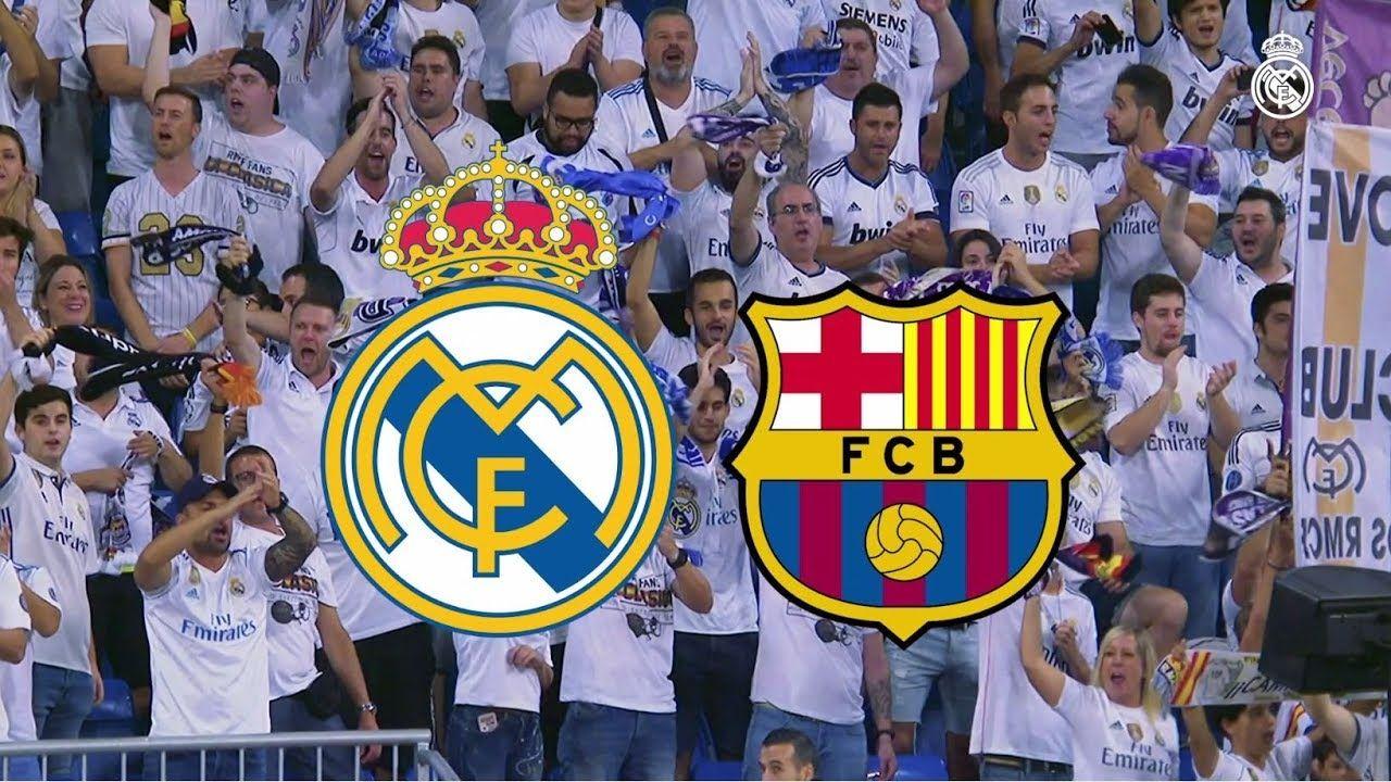 Barcelona Vs Real Madrid Laliga Confirm El Clasico Dates For 2019 2020 Season Barcelona Vs Real Madrid Real Madrid Barcelona