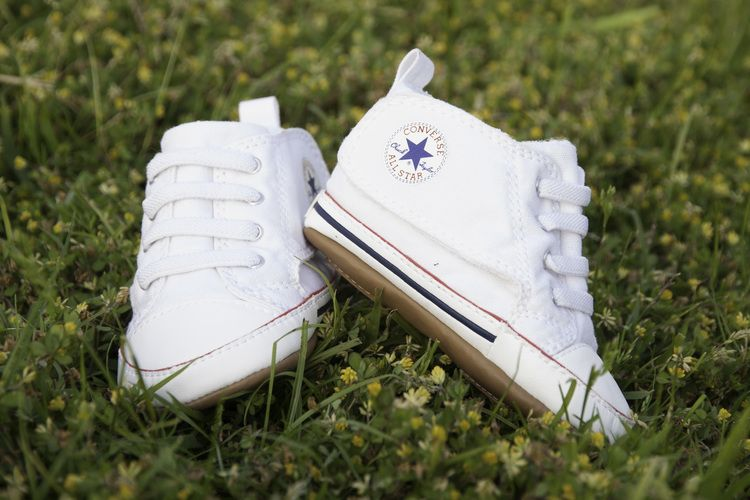 1 year old converse shoes