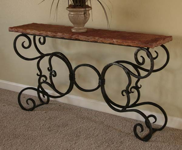 Magnificent Marble And Iron Console Table 511 In 2019 Western Sofa Beutiful Home Inspiration Xortanetmahrainfo