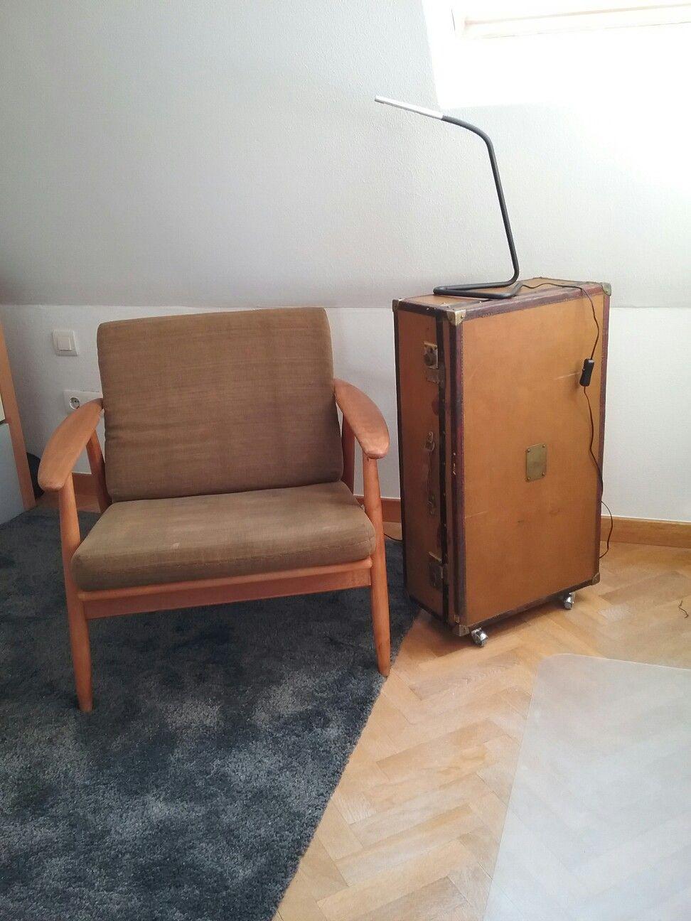Butaca Vintage A Os 60 Escandinavo N Rdico Sillon Style Vintage  # Muebles Mocholi