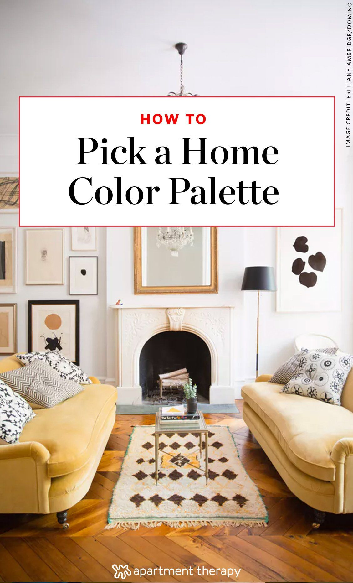 How To Pick A Color Palette That Will Pull Your Home Together Best Home Interior Design Home Interior Design Smart Home Design